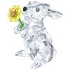 スワロフスキー 「ウサギとひまわり」5301583