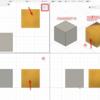 Zbrush CoreとFusion 360との連携の限界(左右対称が崩れる)