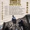 2019 10.19 (土) Timeless presents Smiley & The Underclass Japan Tour 2019 @Kyoto UrBANGUILD