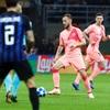 上々〜UEFAチャンピオンズリーグ グループB第4節 インテル・ミラノvsFCバルセロナ レビュー〜