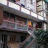 ネパ-ルの宮廷と寺院・仏塔 第126回  ボダナ-ト・ストゥパ-周辺の僧院 九回目
