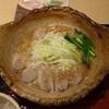 暖まります(^-^) 大戸屋の季節限定 『出汁香る たっぷり葱の鴨鍋定食』は美味しいよ