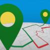 Google Mapが、エコでグリーンな経路表示をデフォルトに