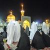 イラン、マシュハドのイマーム・レザー廟。本当の宗教が持つ力