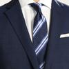 超おすすめのスーツ&ネクタイのコーディネート【20代30代40代50代別】