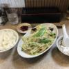 ボリュームランチ(肉野菜炒め定食)