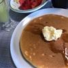 ★今朝のモーニングはロカボメニュー!!「糖質50%OFFホットケーキ」&「手作り担々麺ランチ」