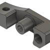 Fusion360で、Flsun Cubeの押出機(エクストルーダー)のレバーをモデリングする