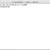 MacBookProのユーザー名とホームディレクトリの名前を変更したら文鎮になったって話。(回復した。)