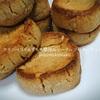 悔し紛れのオーブントースターでピーナッツバタークッキー