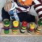 【1歳2ヶ月】月齢別プラステンの遊び方の記録