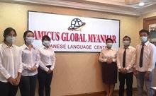 介護施設の採用面接で6人全員が内定を勝ち取る─ミャンマーの日本語教室から