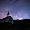 【天体撮影記 第152夜】 山口県 角島の夜と星空と天の川を眺めて