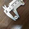 3Dプリンタでのギアの作り方