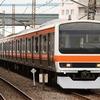 【鉄道ニュース】JR東日本209系M71編成、自動放送装置搭載!