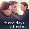 レッツゴーロンドン!!『Three Days of Rain』