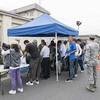 三沢基地航空祭、あの手荷物3辺100cm規制はどうだった?
