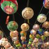 【 台南ランタン祭り!】一足先に、30日まで普濟殿で開催されてます