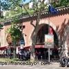 パリ・バスチーユ広場までのクレベルト散策コースとレストラン