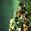 クリスマスツリーを新調しました♪