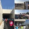 【100%ファンRUN⭐️特別解放 外環道工事区間マラソン大会の巻】