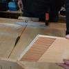 【安全】トリマーテーブルのフェザーボードを作成【第一】