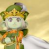 【ドワ子のドレア】凛々しい平和の騎士コーデ