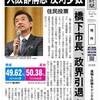 大阪都構想ー政策より人物を見た住民投票