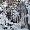 玉簾の滝(朝の部)