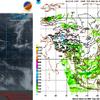 【台風情報】『猛烈な』台風24号の東・南東にはまとまった雲の塊が!今後台風の卵である熱帯低気圧を経て台風25号・台風26号の連続発生となって日本へ接近!?気象庁・米軍・ヨーロッパ・NOAAの進路予想は?