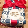 推しの誕生日プレゼントを買ったらラッピングがダサかった①