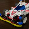 【ミニ四駆】オーバルホームサーキットでタイムアタック〜第4ヒート  レーンチェンジでのコースアウト対策