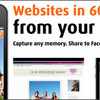 """iPhoneだけで自分のウェブサイトが作れるアプリ""""Zapd""""を試す!"""