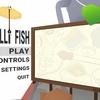 Umbrelli Fish 傘になって街にあるオブジェで遊ぶパズルゲーム
