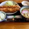 🚩外食日記(91)    宮崎ランチ   「シャンシャン茶屋」② より、【究極の大きなえびフライ定食】‼️