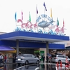 西日本最大級の魚市場「白浜・とれとれ市場」&まりひめのいちご狩り♪