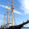 帆船『みらいへ』 蒲郡港