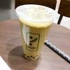 那覇OPA2階にてタピオカティータイム♪ 香り高いほうじ茶ソイ【カフェ】【豆乳】