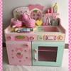 ☆ 2歳の誕生日プレゼント マザーガーデン 「ストロベリーキッチン ミント」《2歳0ヶ月》