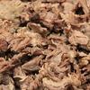 肴ならではのジビエ料理 【猪肉のフレーク】