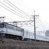 通達117 「 甲38 東京メトロ13000系(13104f)の甲種輸送を狙う 」