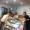 宇奈月温泉駅にプレオープンしたアルペンチーズケーキへ行ってきました。嫁さんがプレーしていた黒部アクアフェアリーズ(バレーボール)の大先輩のお店なんです!