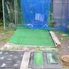 ゴルフ練習場のメンテナンス