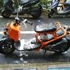 #バイク屋の日常 #ホンダ #ズーマー #洗車 #バイク売ります