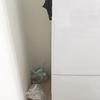 冷蔵庫横のゴミ集結置場を少し考えてみた
