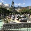 【長崎】1日目-1 ANAプレミアムエコノミで長崎へ。まずは出島。