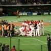 東京ドーム『WBSC プレミア12 メキシコvsアメリカ』3位決定戦(野球ネタ)