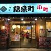 錦糸町|一人で鍋が食べられるやけにおもてなし精神がある定食屋