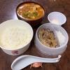 松屋の季節メニュー「豆腐キムチチゲセット」を食べてみた話