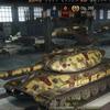 【WOT】object260の集団戦の可能性。 意外と弾くけど運用は中戦車